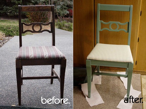 aqua chair before.after