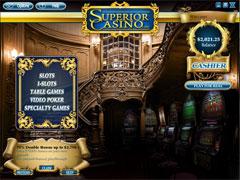 Superior Casino Lobby