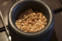 4098211985 08856ed440 m Grandmas Sticky Cinnamon Pecan Rolls With A Brandy Glaze
