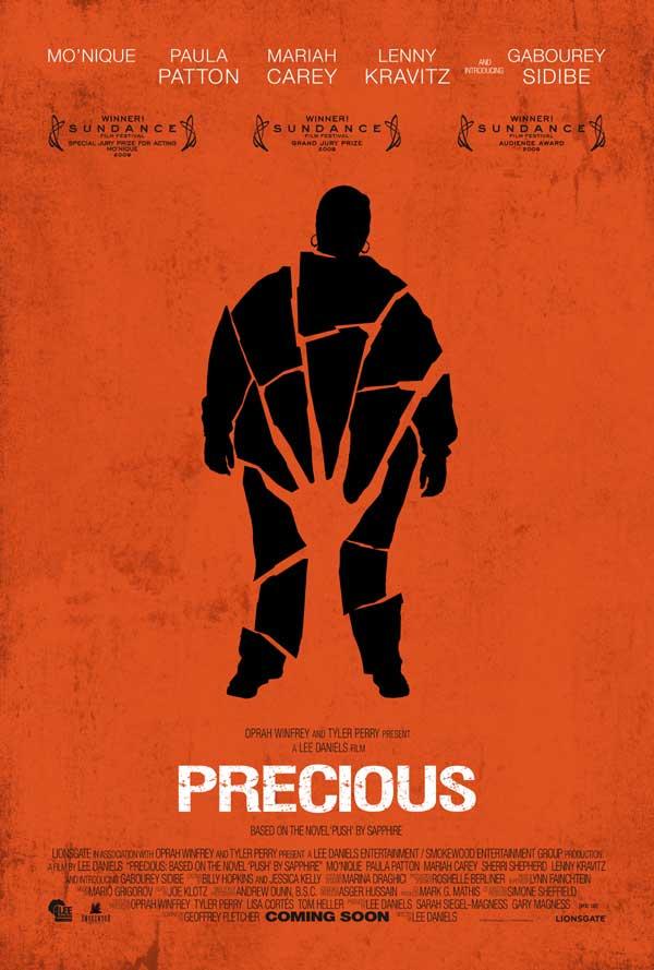 Precious (2009) poster 1