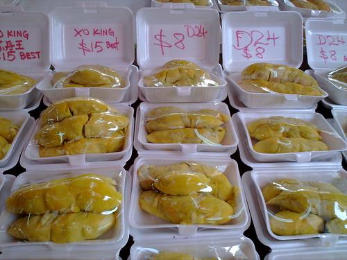 Durian... um, meat?