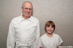 Grandfather and Grandson (Mark Griffith) Tags: washington bellevue lightroom jacksonrubin jacksonrubinbaptism 2009112120091121dsc8135