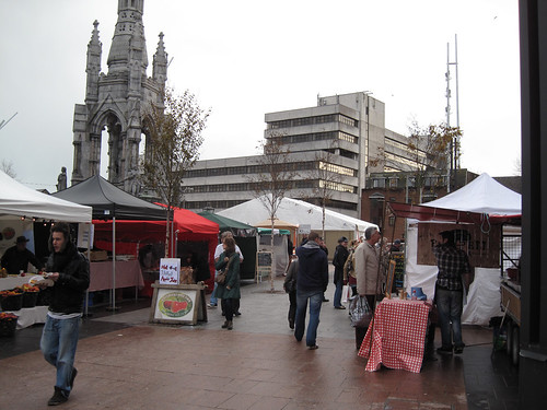 Christmas Fair on the Grand Parade