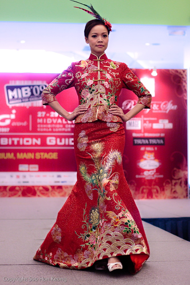 Bridal CatWalk by Touch Group @ MIB 2009, Mid Valley KL, Malaysia