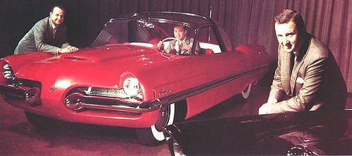 1953 lincoln xl 500