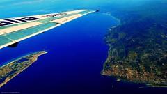 The Messina Strait (aerial view ) (Osvaldo_Zoom) Tags: rally sicily vauro calabria strait manifestazione noponte cannitello ganzirri messinastrait villasangiovanni puntafaro scillaecariddi 19dicembre