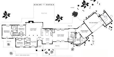 mid century modern home floor plans. Com  Home Ideas Mid Century Modern Floorplans