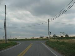 Pennsylvania State Route 772 (Dougtone) Tags: road sign highway pennsylvania route lancaster shield intercourse lititz manheim dutchcountry