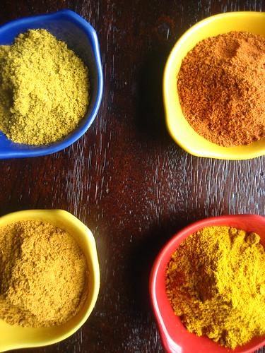 Algerian spice blend