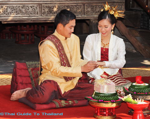 Lanna Thai Wedding