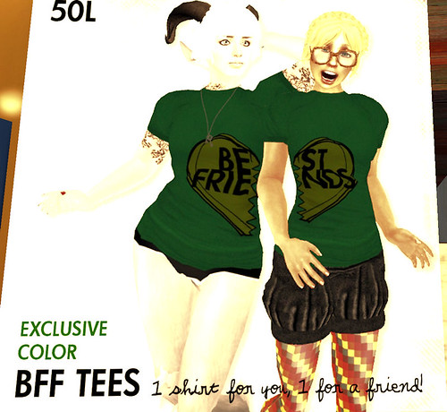 50L Friday Fawn BFF Tee