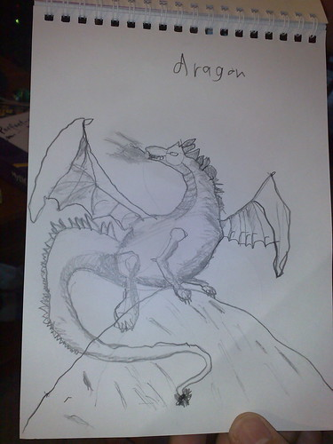 Dragon by Tom