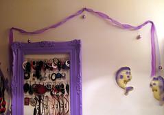 jewelery wall