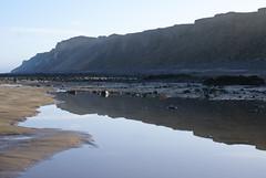 cliff in water (bridgetmckenz) Tags: photowalk coasts