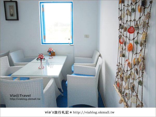 【桃園餐廳】桃園新屋地中海風~卡托米利庭園咖啡餐廳12