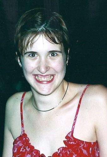 Me, Spring 2000