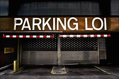 Parking Loi (Tom Cuppens) Tags: brussels parking streetphotography bruxelles brussel undergroundparking wetstraat ruedelaloi straatfotografie ondergrondeparking