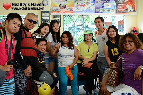 Davao Extreme Adventure WaterRafting Preparations