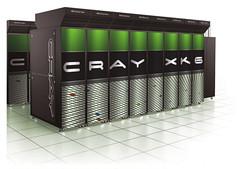 Cray XK6: a Cray bejelentette legújabb linuxos szuperszámítógépét