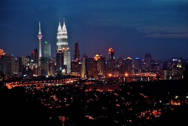 把爱带去吉隆坡