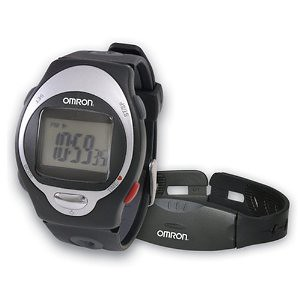 Omron HR-100 Heart Rate Monitor