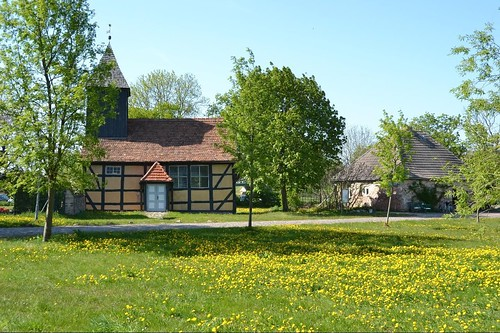 Kirche Klempenow