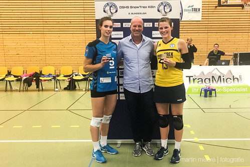 "3. Heimspiel vs. Volleyball-Team Hamburg • <a style=""font-size:0.8em;"" href=""http://www.flickr.com/photos/88608964@N07/32694283421/"" target=""_blank"">View on Flickr</a>"