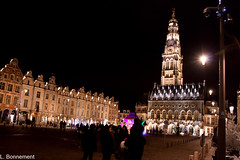 IMG_5901 (cachalo60) Tags: arras noel nuit night canon1000d canon tamron architecture place