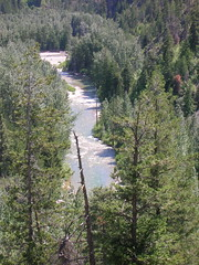 Lost River, from Monument Creek trail
