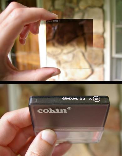 Cokin G2 A121 ND Grad filter