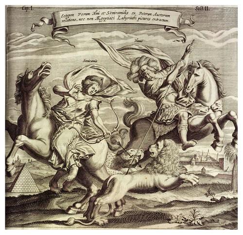 012-Kircher Athanasius Turris Babel 1679
