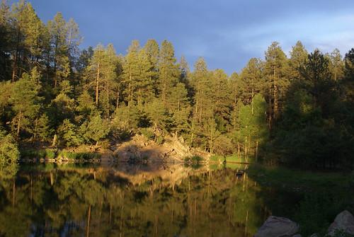 goldwater lake prescott az