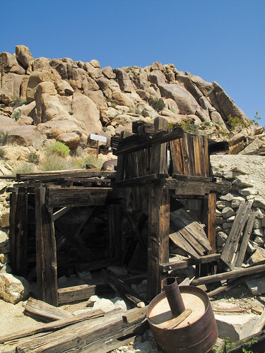 Mastodon Mine Ruins by you.