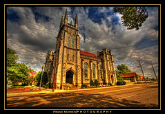St. John's Lutheran Church (Frank Kehren) Tags: church canon knoxville tennessee stjohn f11 hdr 1635 nikcolorefex ef1635mmf28liiusm canon5dmarkii