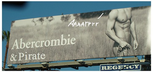 Abercrombie and Pirate