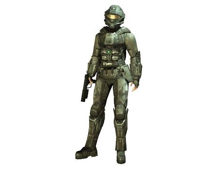 Halo 3 ODST (Dare)