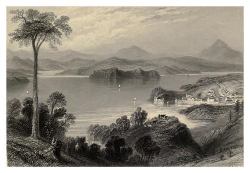 014 Lago Memphremagog cerca de Georgeville 1842