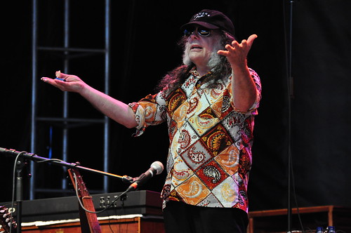 David Lindley at Ottawa Bluesfest 2009