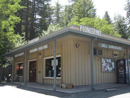 La Honda Pioneer Market Closure..