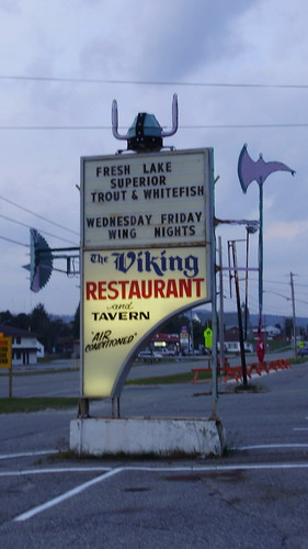 I had dinner here in Wawa