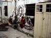 (SINHÁ) Tags: art graffiti sãopaulo santos eveline sinhá espaçonave
