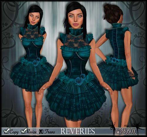 Reveries - Aqua