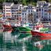 Fishery Harbour – Puerto Pesquero, Luarca Asturias HDR by marcp_dmoz