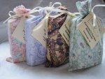 Flowers & Herbs - handmade artisan soap - four bar collection