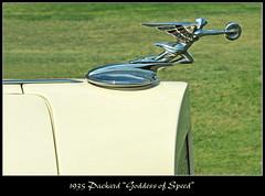 1935 Packard Goddess of Speed (sjb4photos) Tags: hoodornament packard autoglamma goddessofspeed 1935packard 2009meadowbrook