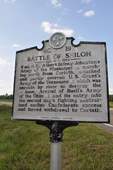 Battle of Shilo 4C 19 (King Kong 911) Tags: mississippi tennessee grant alabama corinth historic shiloh markers bulle confederatesoldiers albertsidneyjohnston battleshiloh unionsoldiersmanydied tennesseebattlefieldnationalparkcivilwar