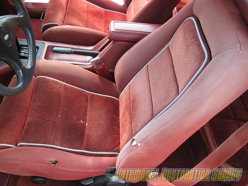 Fox Body Mustang Upholstery Installation How To Guide