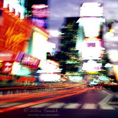 rewind () Tags: street new york city nyc bw blur film andy night analog square movement strada action dusk andrea slide andrew handheld times gotham diapositiva citt 30mm 2470mm azione nikon6006 realphotograph benedetti  fujivelvia25