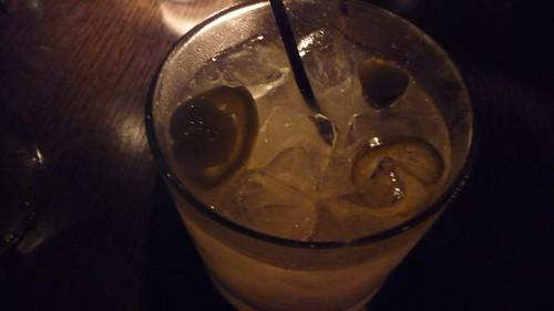 Sampogna at Huckleberry Bar