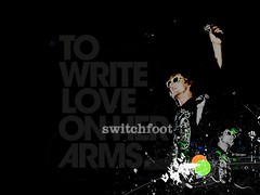 Switchfoot - Your love is my movement. (BDesigns!) Tags: love jon arms her write switchfoot foreman